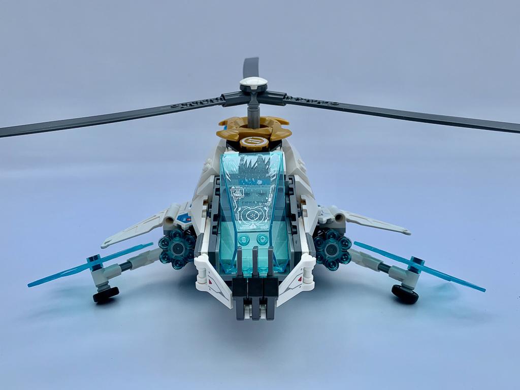 LEGO NINJAGO 70673 Shuricopter 11