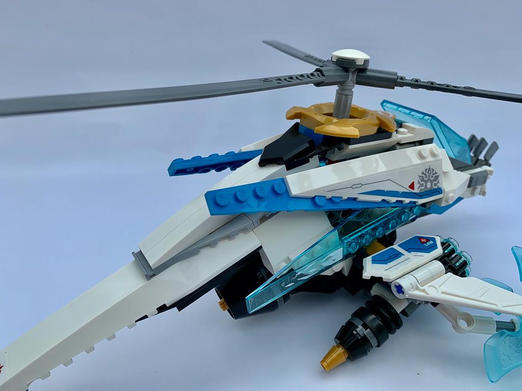 LEGO NINJAGO 70673 Shuricopter 12