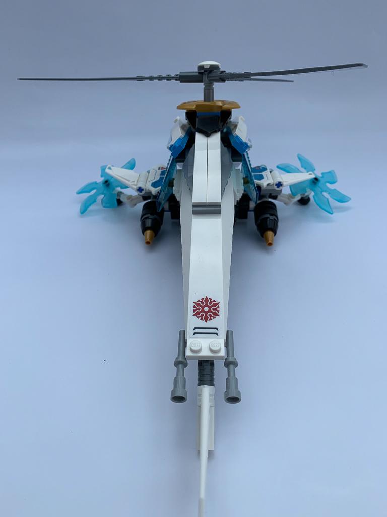 LEGO NINJAGO 70673 Shuricopter 13