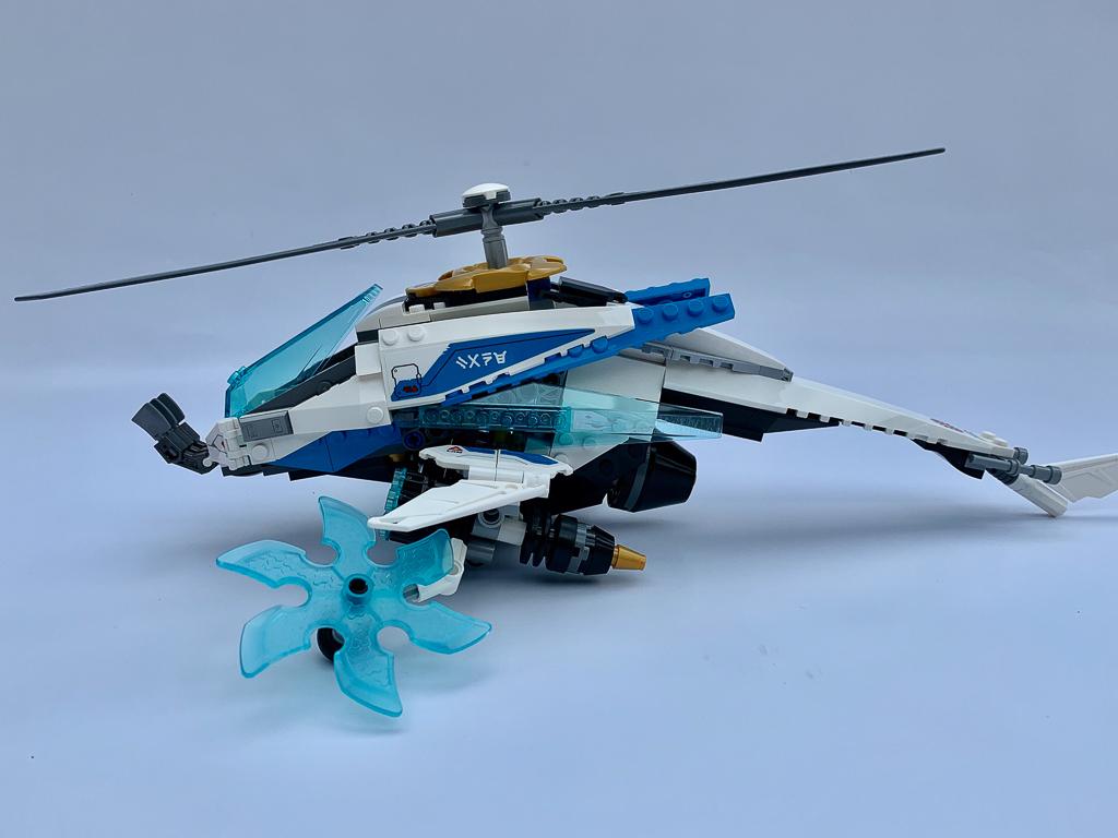 LEGO NINJAGO 70673 Shuricopter 14