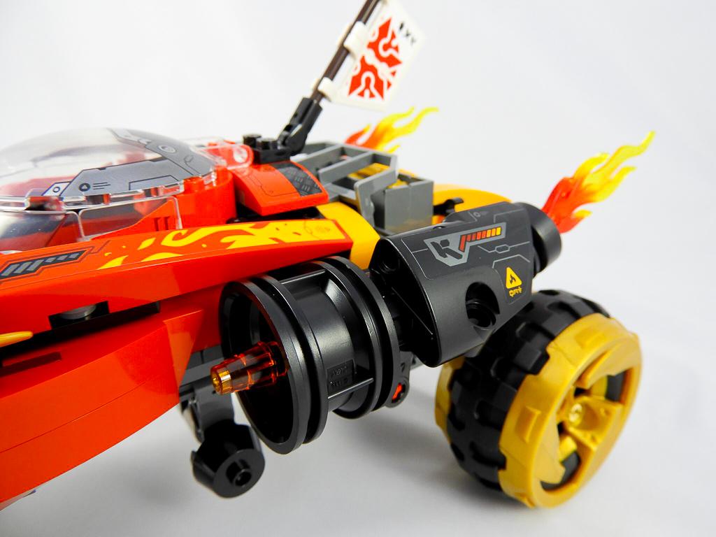 LEGO NINJAGO 70675 Katana 4x4 4