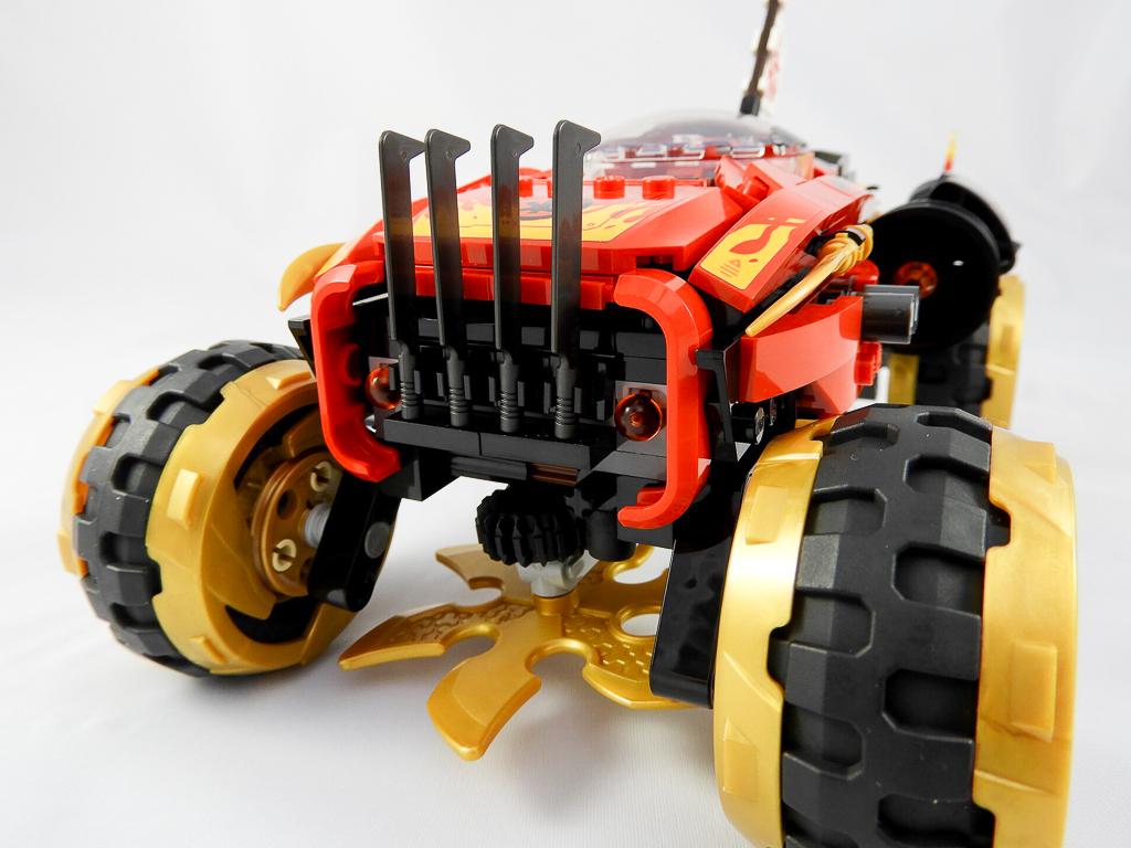 LEGO NINJAGO 70675 Katana 4x4 5
