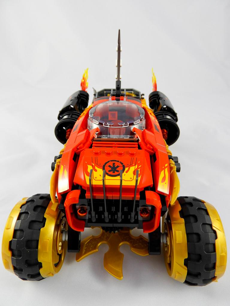 LEGO NINJAGO 70675 Katana 4x4 6
