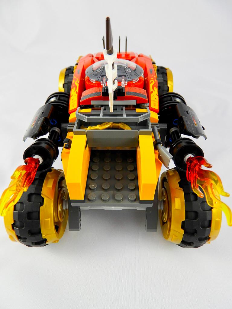 LEGO NINJAGO 70675 Katana 4x4 7
