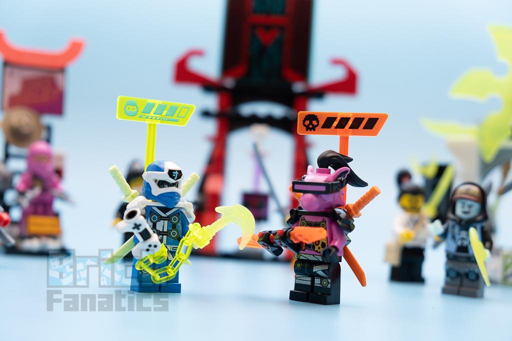 LEGO NINJAGO 71708 Gamers Market 2