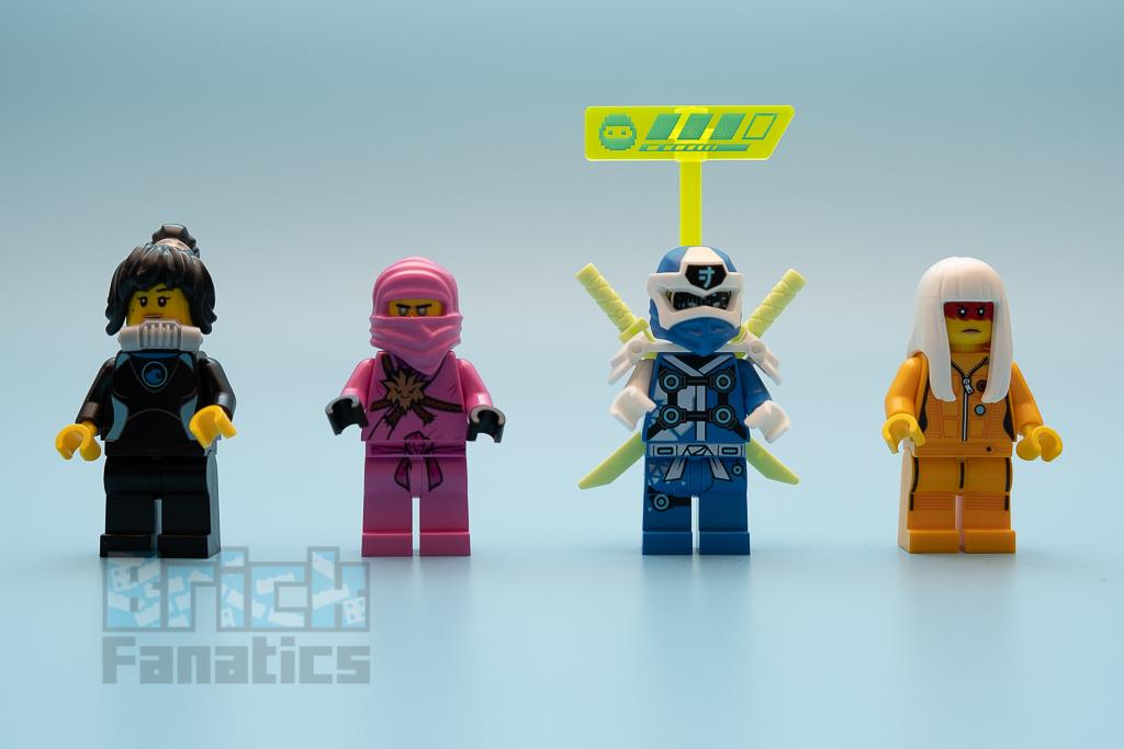 LEGO NINJAGO 71708 Gamers Market 21