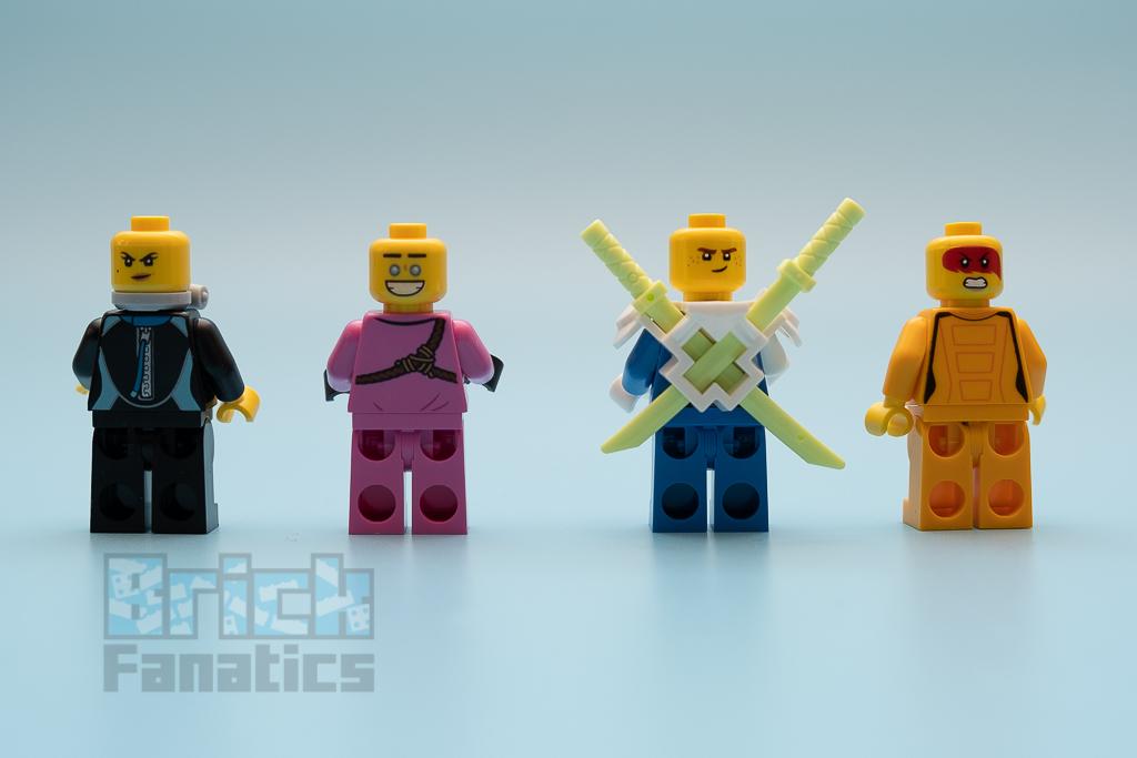 LEGO NINJAGO 71708 Gamers Market 22