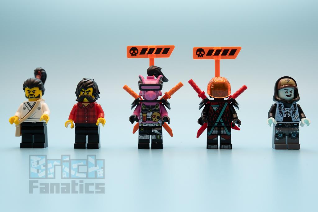 LEGO NINJAGO 71708 Gamers Market 23