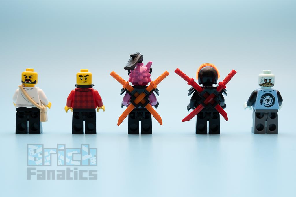 LEGO NINJAGO 71708 Gamers Market 24