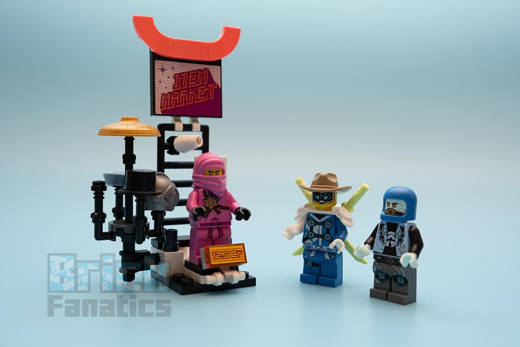 LEGO NINJAGO 71708 Gamers Market 27