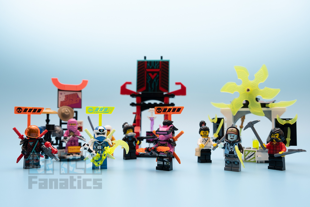 LEGO NINJAGO 71708 Gamers Market 3