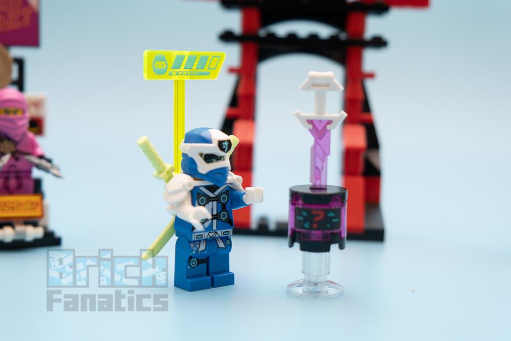 LEGO NINJAGO 71708 Gamers Market 5