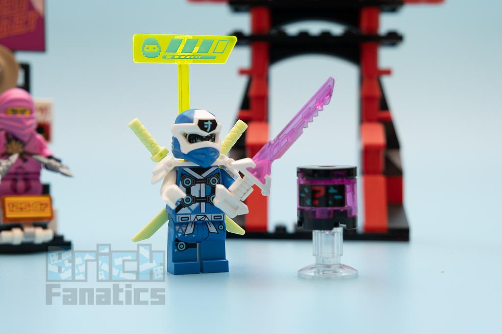LEGO NINJAGO 71708 Gamers Market 6