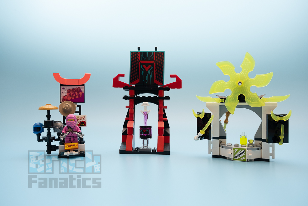 LEGO NINJAGO 71708 Gamers Market 7