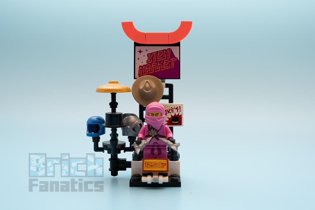 LEGO NINJAGO 71708 Gamers Market 9