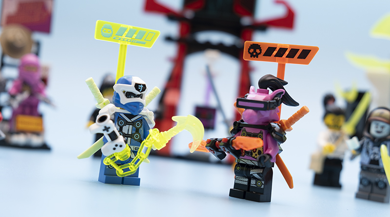 LEGO NINJAGO 71708 Gamers Market Featured