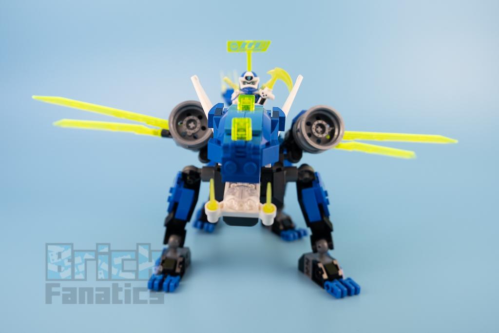 LEGO NINJAGO 71711 Jays Cyber Dragon 11