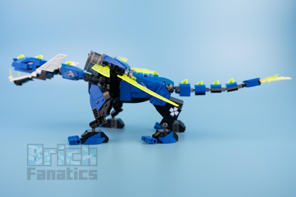 LEGO NINJAGO 71711 Jays Cyber Dragon 15