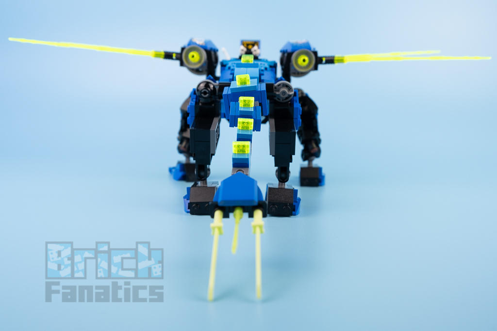 LEGO NINJAGO 71711 Jays Cyber Dragon 16