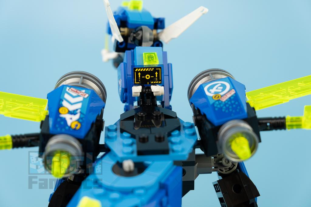 LEGO NINJAGO 71711 Jays Cyber Dragon 24