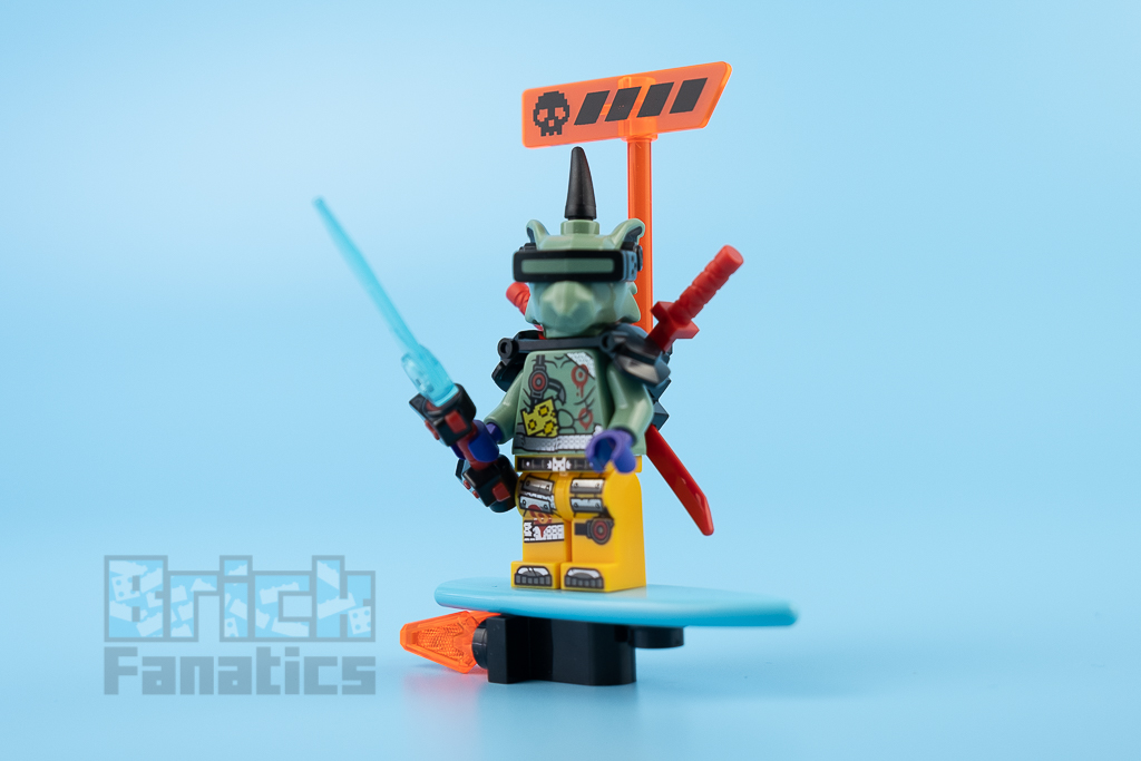 LEGO NINJAGO 71711 Jays Cyber Dragon 25