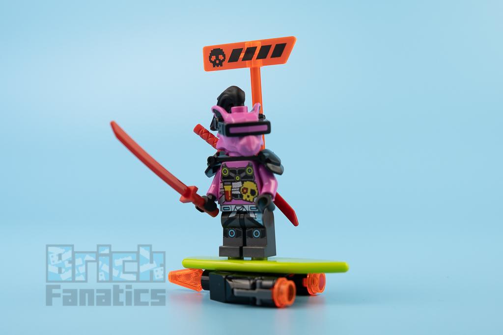 LEGO NINJAGO 71711 Jays Cyber Dragon 26