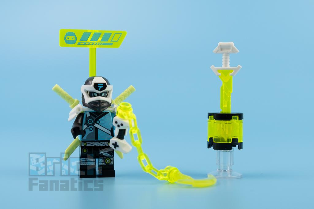 LEGO NINJAGO 71711 Jays Cyber Dragon 27