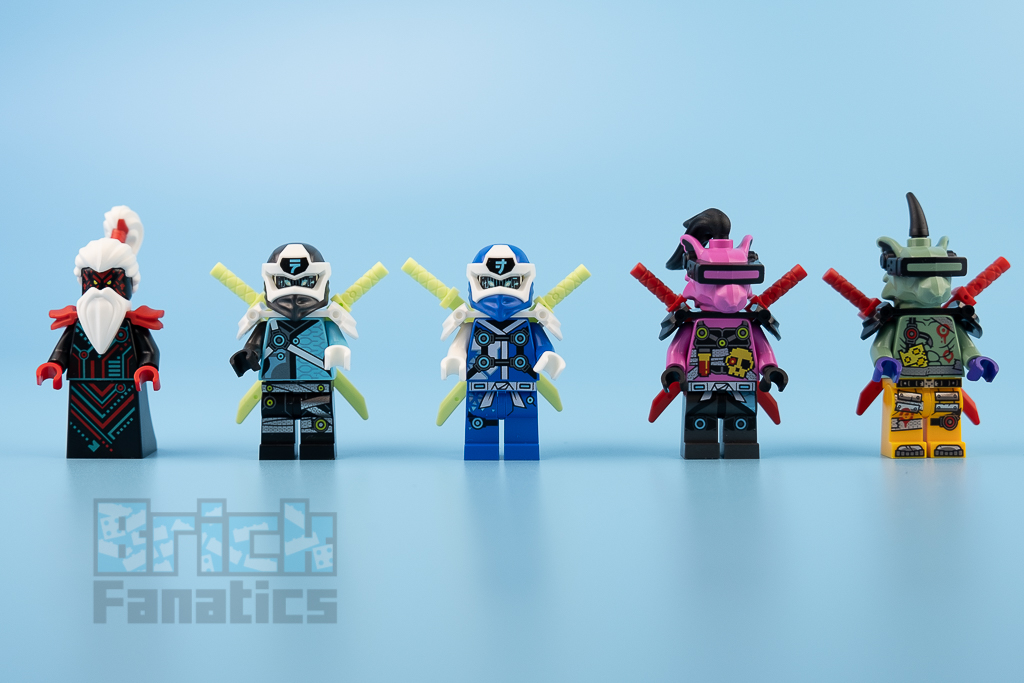 LEGO NINJAGO 71711 Jays Cyber Dragon 28