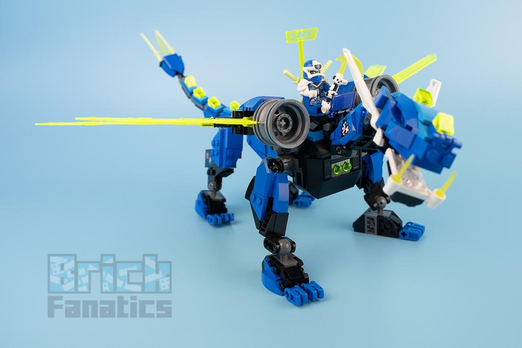 LEGO NINJAGO 71711 Jays Cyber Dragon 6