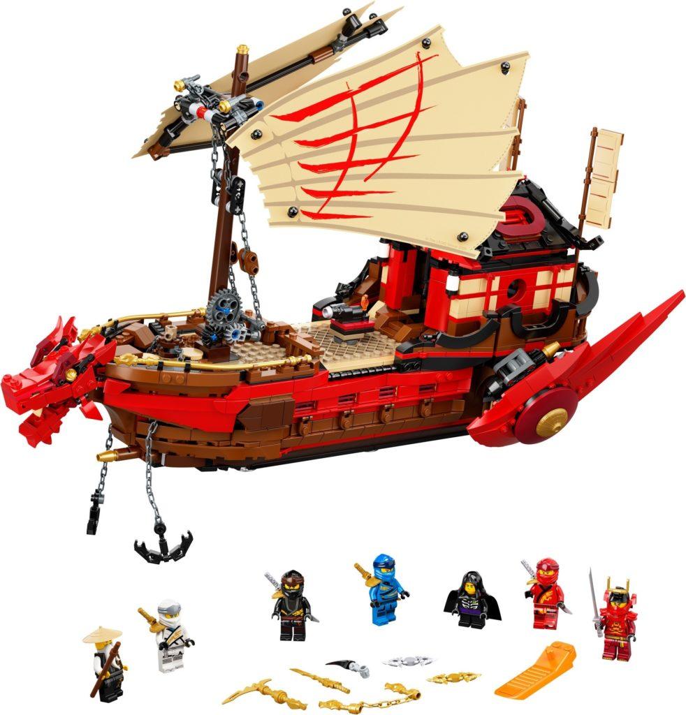 LEGO NINJAGO 71715 Destinys Bounty