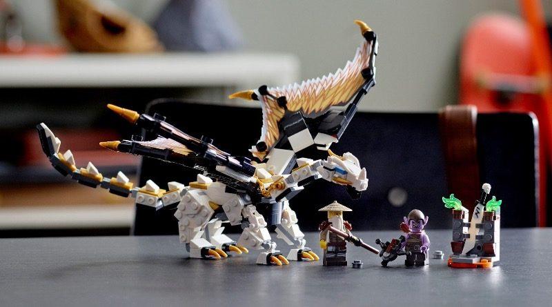 LEGO NINJAGO 71718 Wus Battle Dragon featured 1