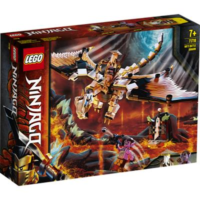 LEGO NINJAGO 71718 Wus Battle Dragon