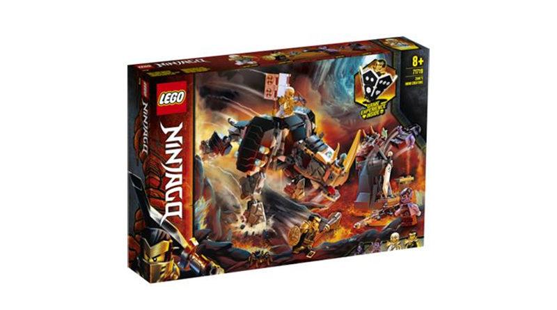 More Lego Ninjago Summer 2020 Sets Revealed