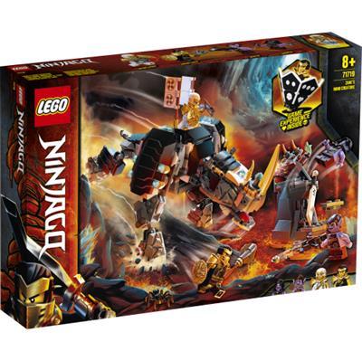 LEGO NINJAGO 71719 Zanes Rhino Creature