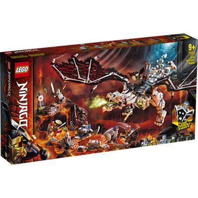 LEGO NINJAGO 71721 Skull Sorcerors Dragon