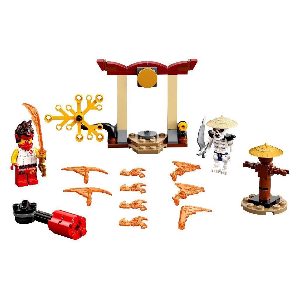 LEGO NINJAGO 71730 Epic Battle Set Kai Vs Skulkin 2 1024x1024