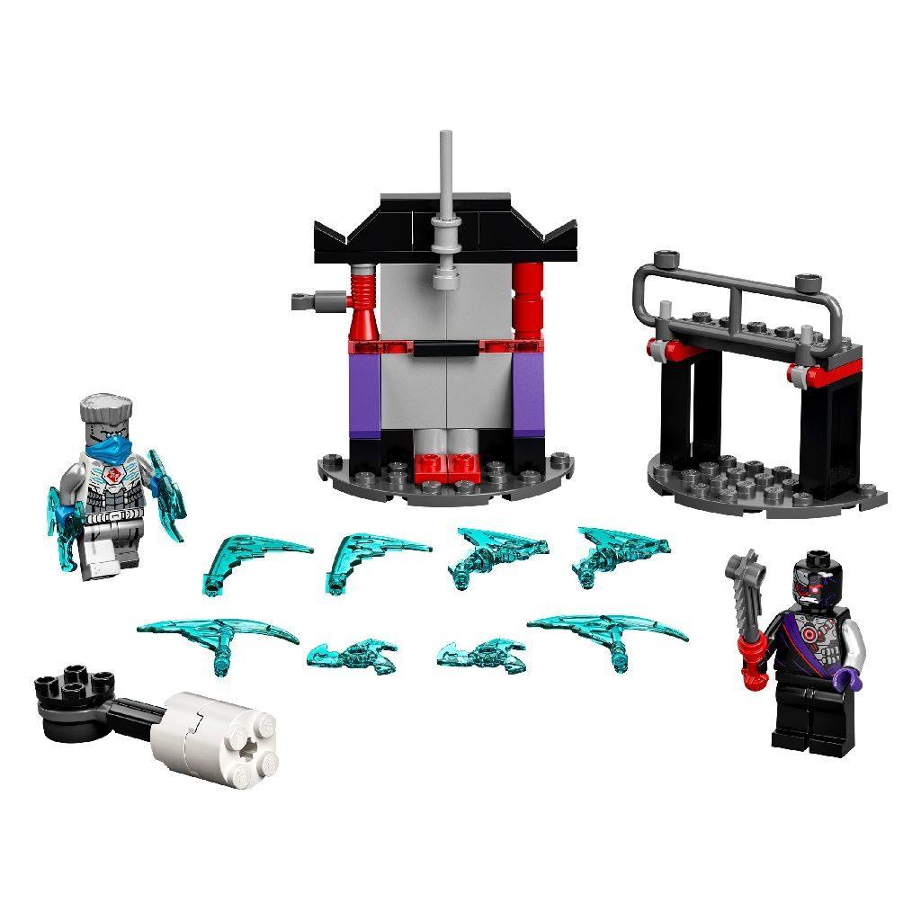 LEGO NINJAGO 71731 Epic Battle Set Zane Nindroid 1 1024x1024