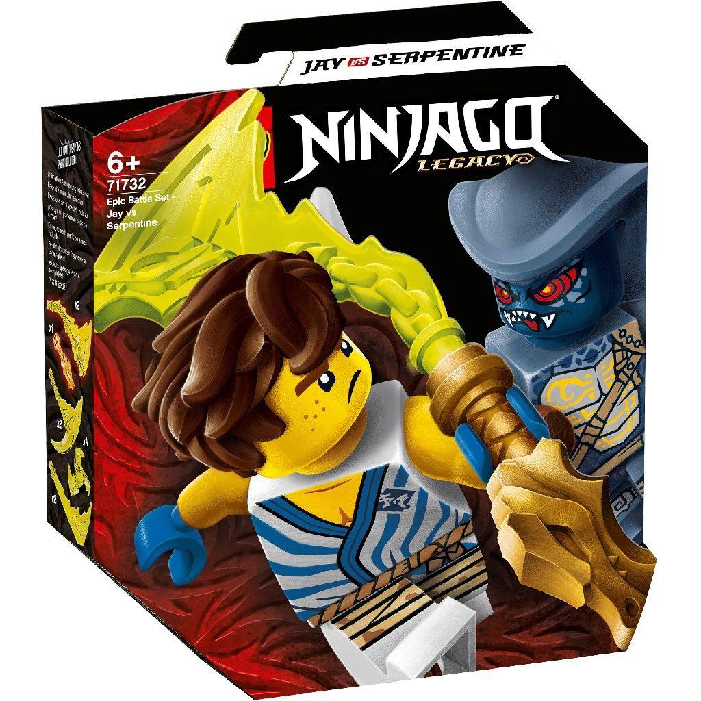 LEGO NINJAGO 71732 Epic Battle Set Jay Serpentine 2 1024x1024
