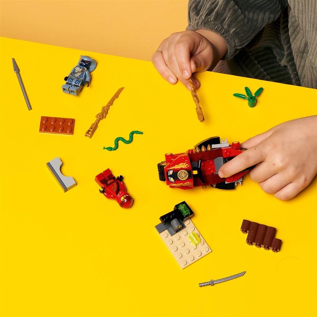 LEGO NINJAGO 71734 KAIS BLADE CYCLE 2