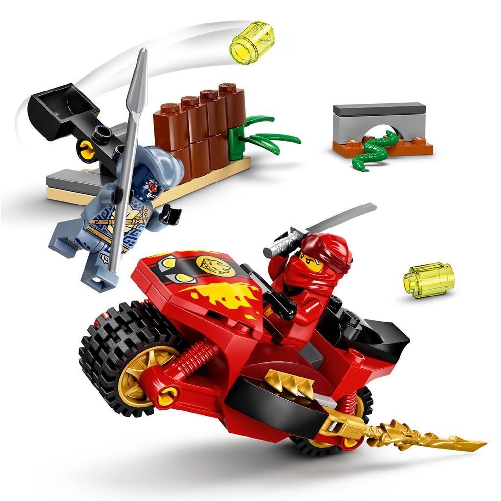 LEGO NINJAGO 71734 KAIS BLADE CYCLE 3