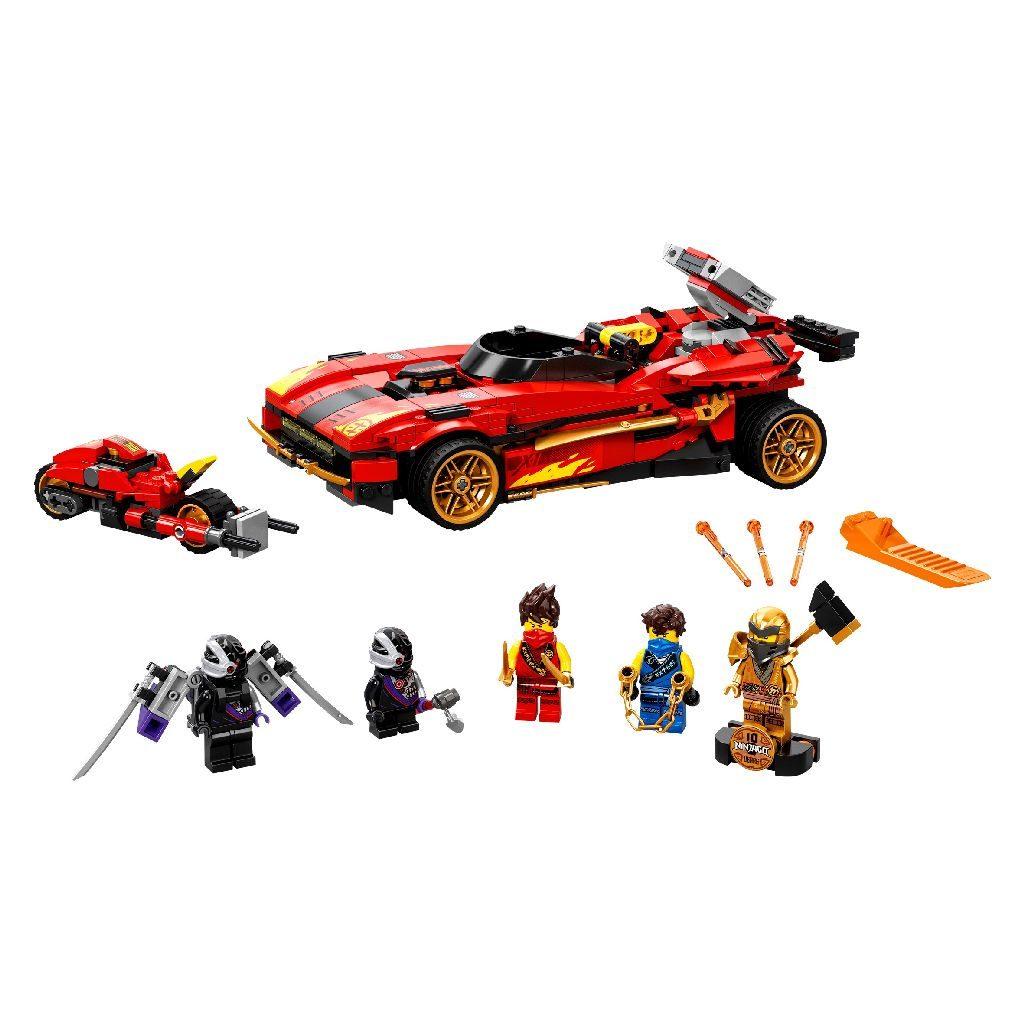 LEGO NINJAGO 71737 X1 Ninja Charger 1 1024x1024