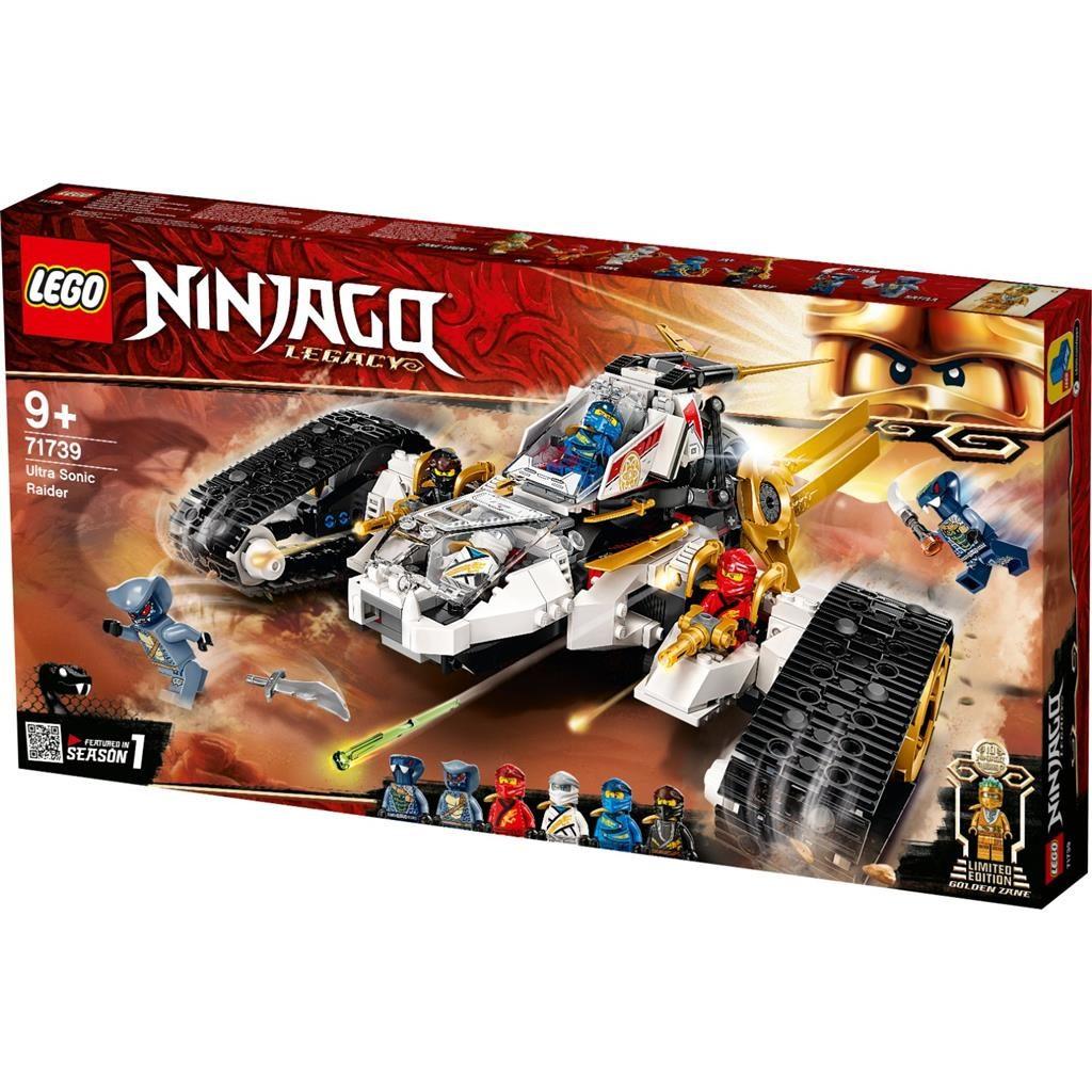 LEGO NINJAGO 71739 ULTRA SONIC RAIDER 1