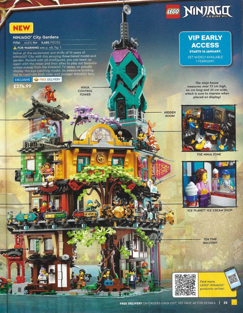 LEGO NINJAGO 71741 Gardens Uk Price Scan