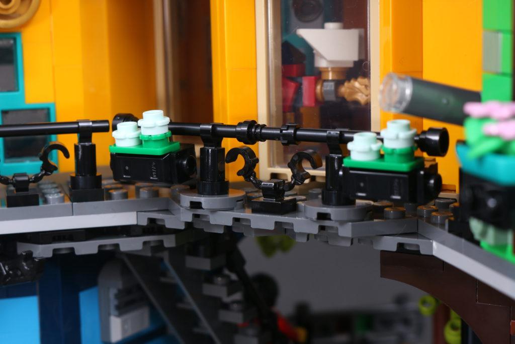 LEGO NINJAGO 71741 NINJAGO City Gardens review 108