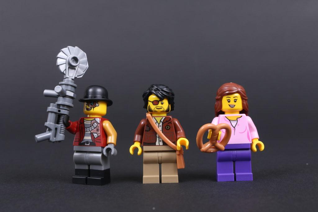 LEGO NINJAGO 71741 NINJAGO City Gardens review 124