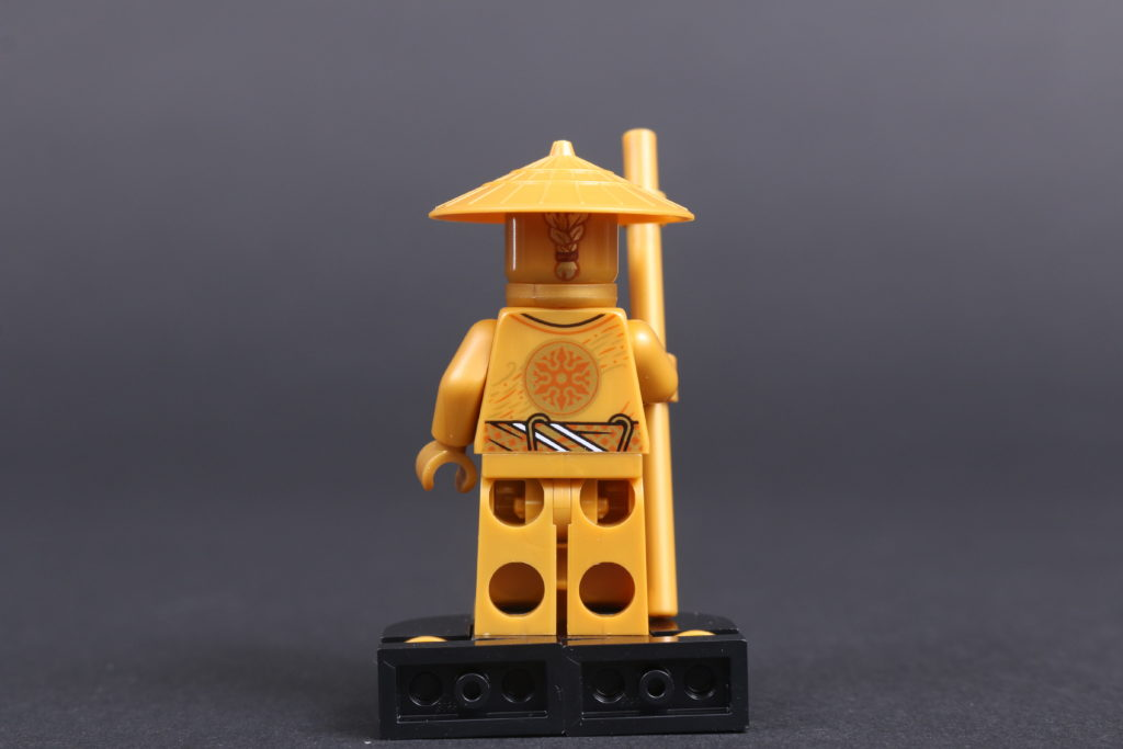 LEGO NINJAGO 71741 NINJAGO City Gardens Review 127