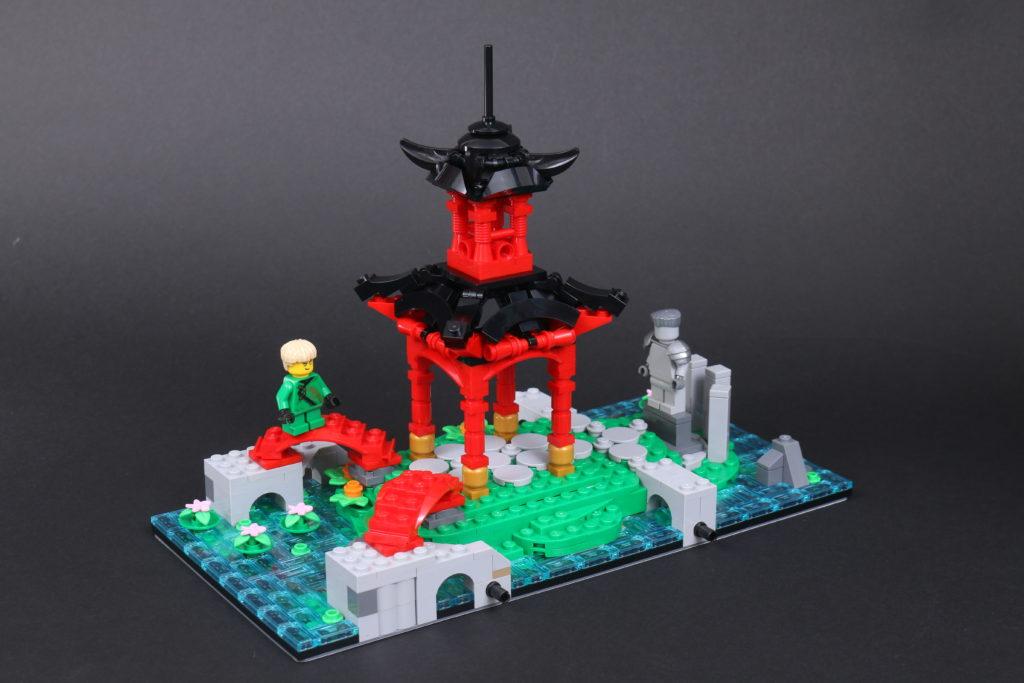 LEGO NINJAGO 71741 NINJAGO City Gardens review 18