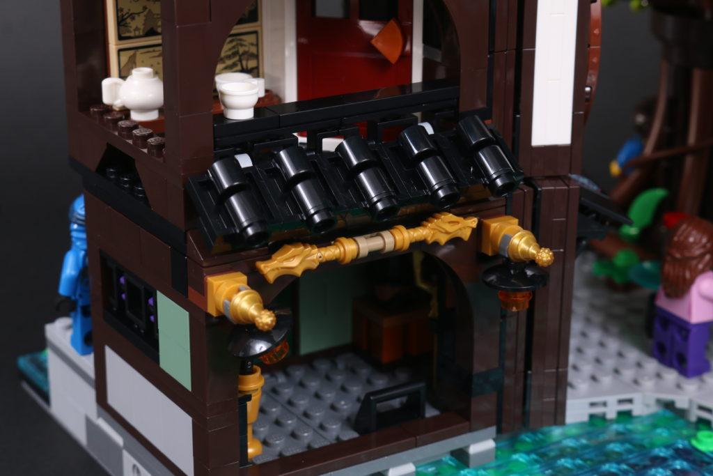 LEGO NINJAGO 71741 NINJAGO City Gardens review 32