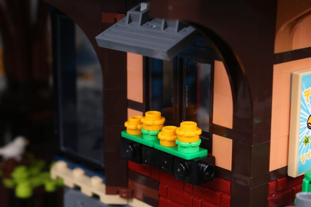 LEGO NINJAGO 71741 NINJAGO City Gardens review 35