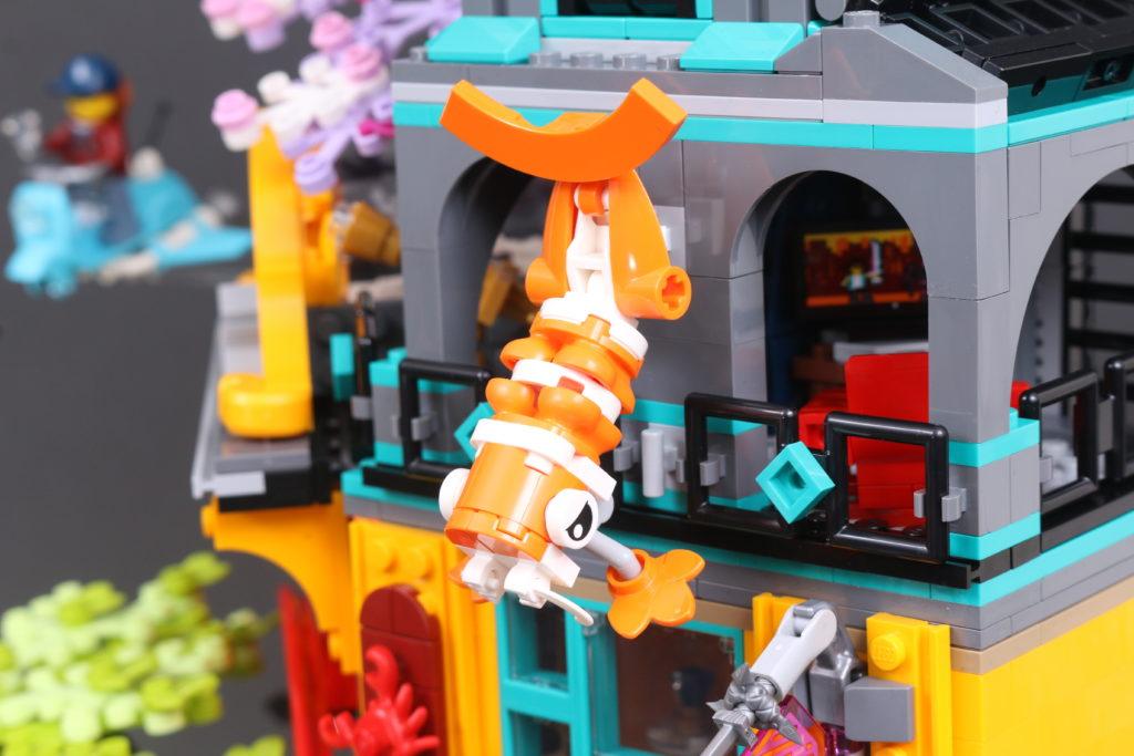 LEGO NINJAGO 71741 NINJAGO City Gardens review 37